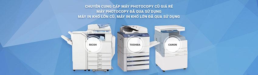 Máy photocopy Toshiba cũ